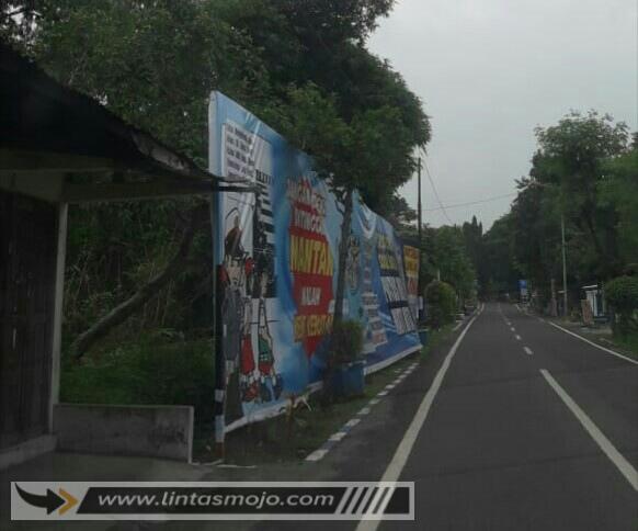 Kampung Tertib Lalu Lintas di Kabupaten Mojokerto