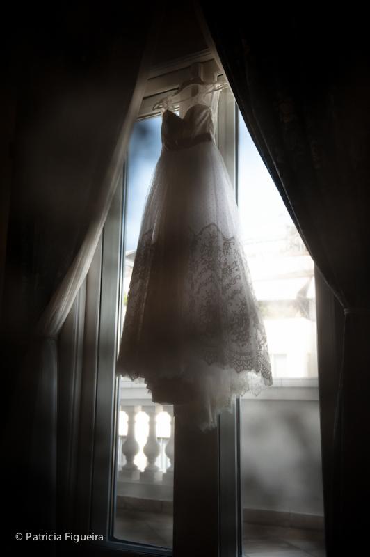 Foto de casamento 0009 de Ana e Joao. Marcações: 29/10/2011, Casamento Ana e Joao, Fotos de Vestido, Lethicia Bronstein, Rio de Janeiro, Vestido, Vestido de Noiva.