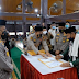 Kapolda Riau Ikuti Khotmil Qur'an dan Silaturahmi di Masjid Jami' Air Tiris Kampar