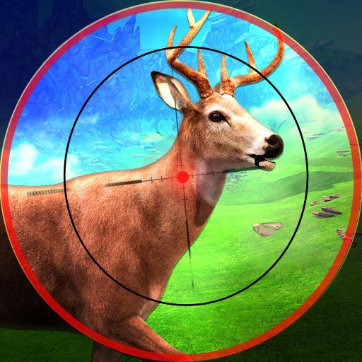 Deer Hunt Safari Sniper Animals Hunter