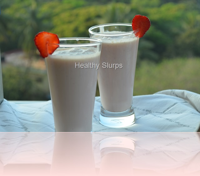 Cool shakes to beat the heat