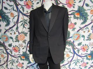 Burberry London Suit Jacket