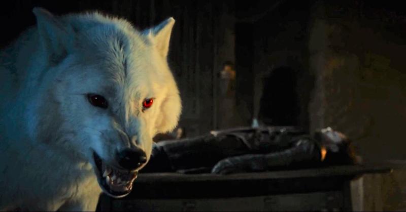 Fantasma - Game of Thrones