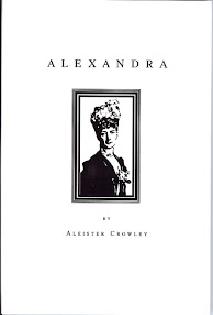 Cover of Aleister Crowley's Book Alexandra