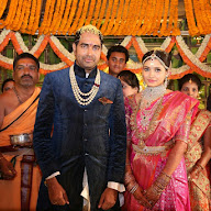 Krish weds Ramya Marriage Photos