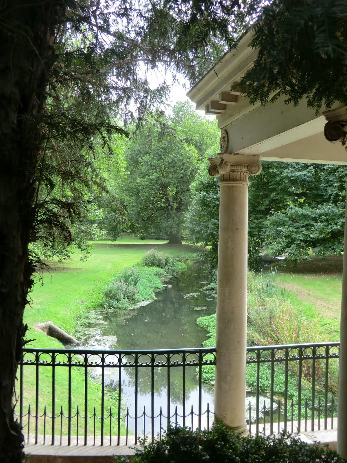 CIMG6031 A glimpse into Audley End Gardens