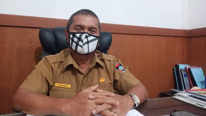 Foto Suardi Junir. Pelantikan Pejabat Pemko Padang Tunggu Izin Mendagri, Imral Fauzi Lulus Seleksi Terbuka Jabatan Kadis Pertanahan.