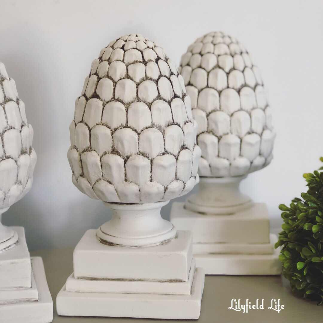 acorn bookends