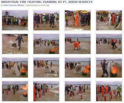 Fire Fighting di IDROS