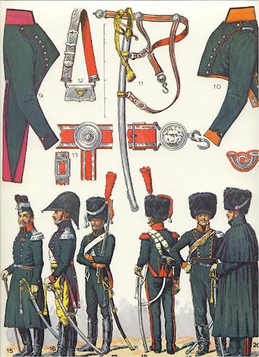 4° regiment de chasseurs Tav59-keg1804-14