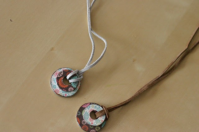 Hardware Jewelry Industrial Chic Necklaces
