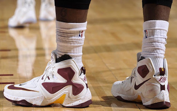 James Debuts His 27th LeBron 13 in Loss vs Detroit