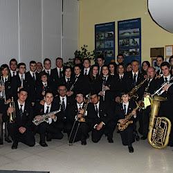Banda de Música de Montijo en Aprosuba 8