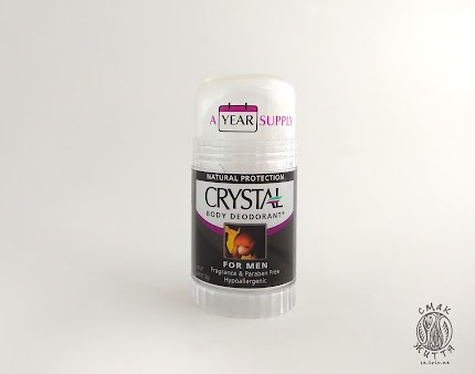 Дезодорант Crystal Body Deodorant Men's Stick
