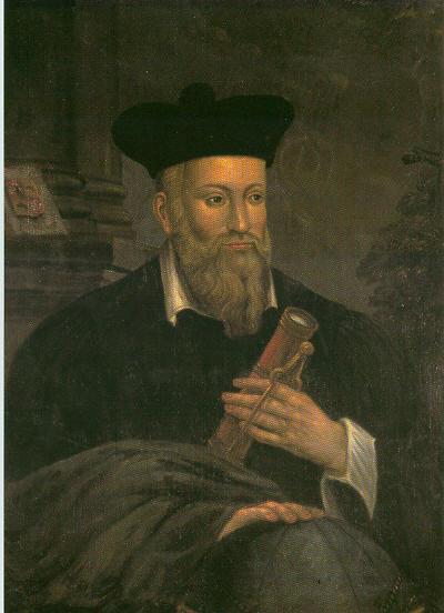 Nostradamus 1, Nostradamus