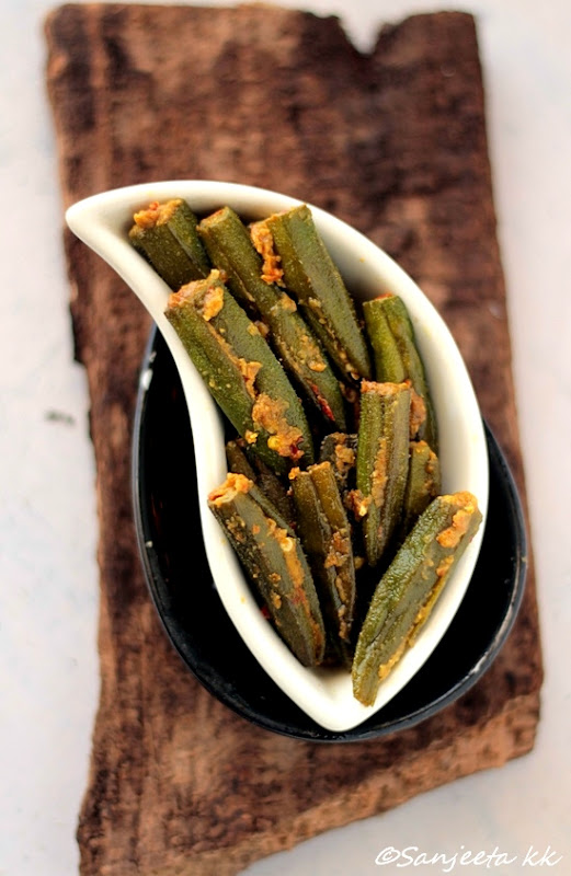 Recipes | Two Indian Curries, Tofu Malai Koftas and Stuffed Okra