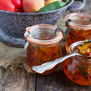 Peach Pepper Jam Recipes
