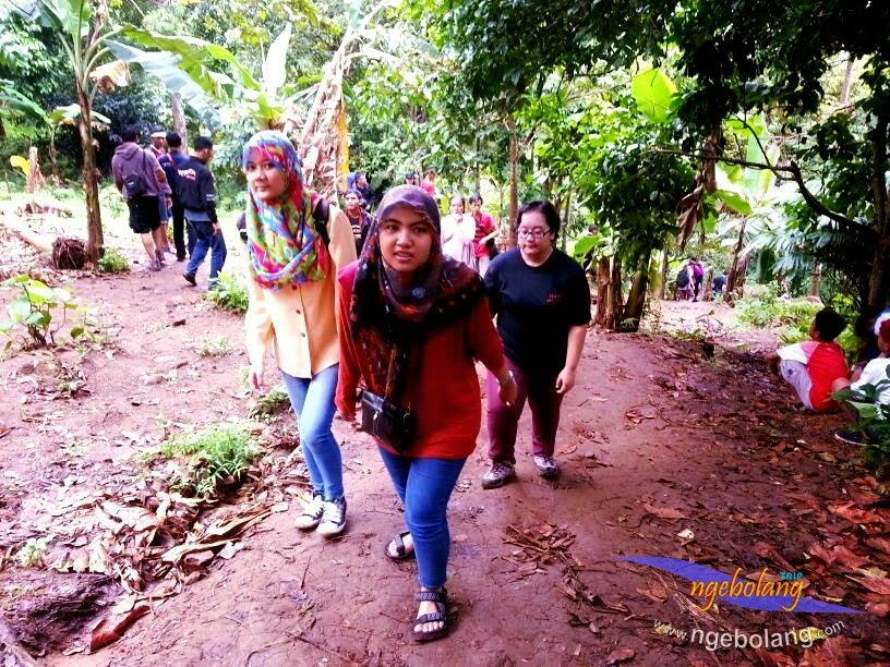 Gunung Munara bolangers 8 Maret 2015 07