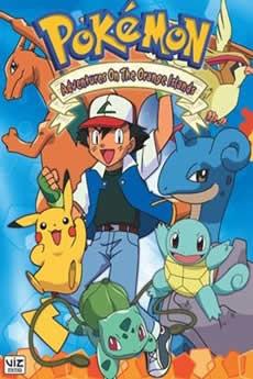 Baixar Série Pokemon Todas as Temporadas Torrent Grátis