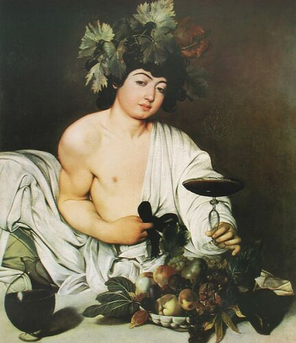 Dionysus God Of Wine, Gods And Goddesses 1