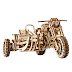 Pick Best Quality Wooden Mechanical Model Kits and Puzzles in USA