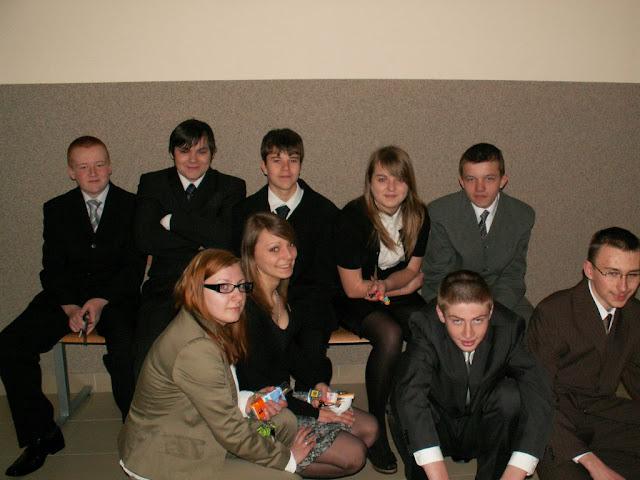 Pierwszy egzamin gimnazjalny w ZS nr 2 w Dukli 2011 - PICT1319_1.JPG