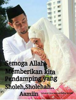 Tuntunan Singkat Untuk Para Calon Suami