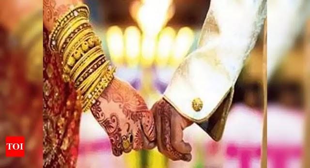 Delhi marriage guidelines : सादी समरोह में सिर्फ 50 मेहमान ही सामिल हो सकते है,