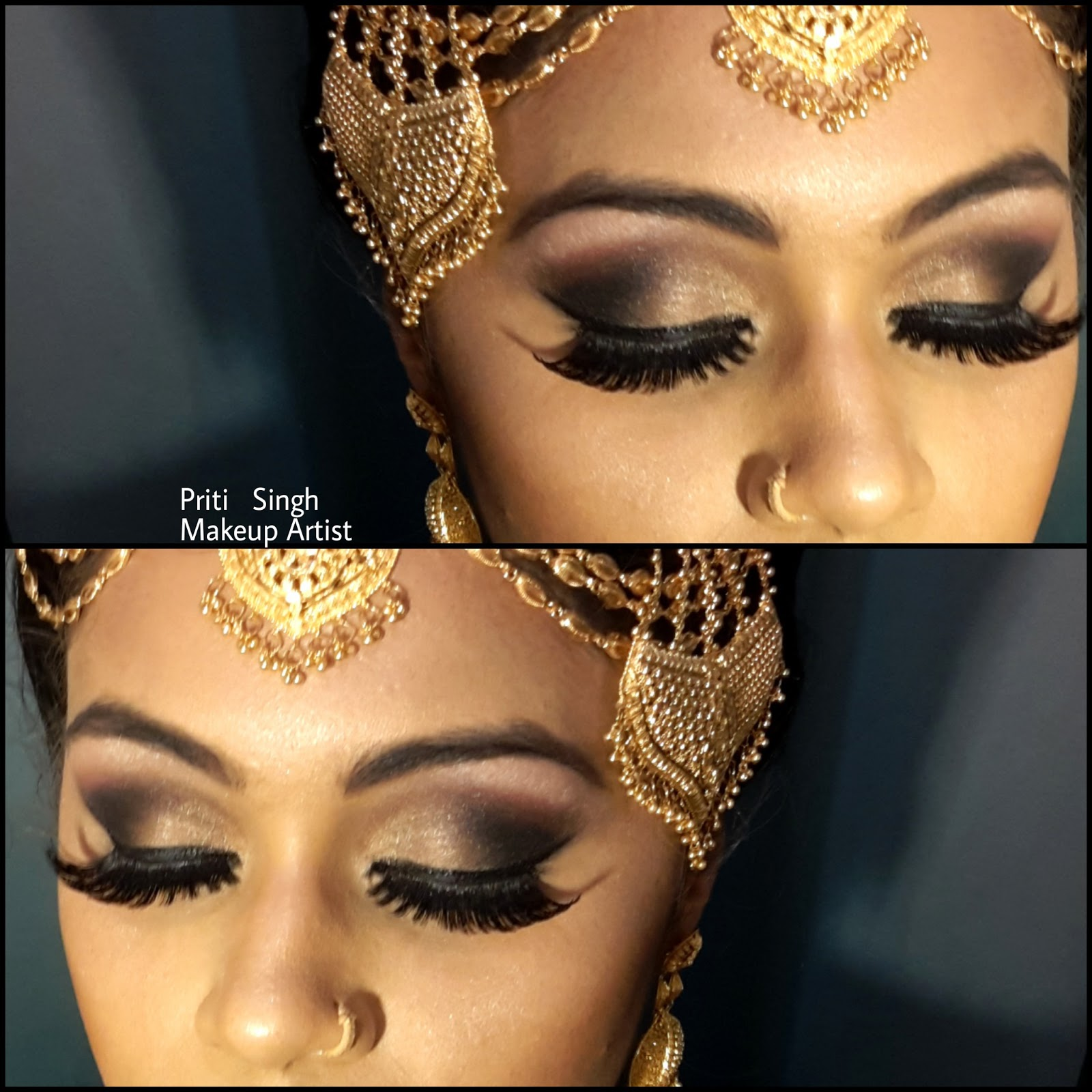 Makeup artist in chandigarh Call 9988850171 for bookings