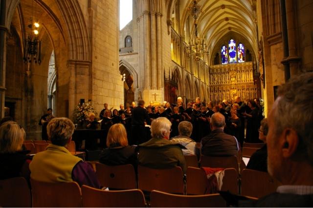Zumbro Lutheran Choir Tour of England and Ireland ...