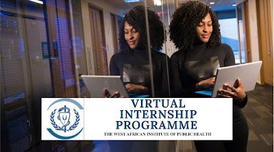 برنامج التدريب الافتراضي لمعهد غرب إفريقيا للصحة العامة 2021