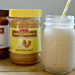 LARA Nut Butter Smoothie.