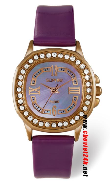 Đồng hồ thời trang nữ Sophie Safa - WPU323