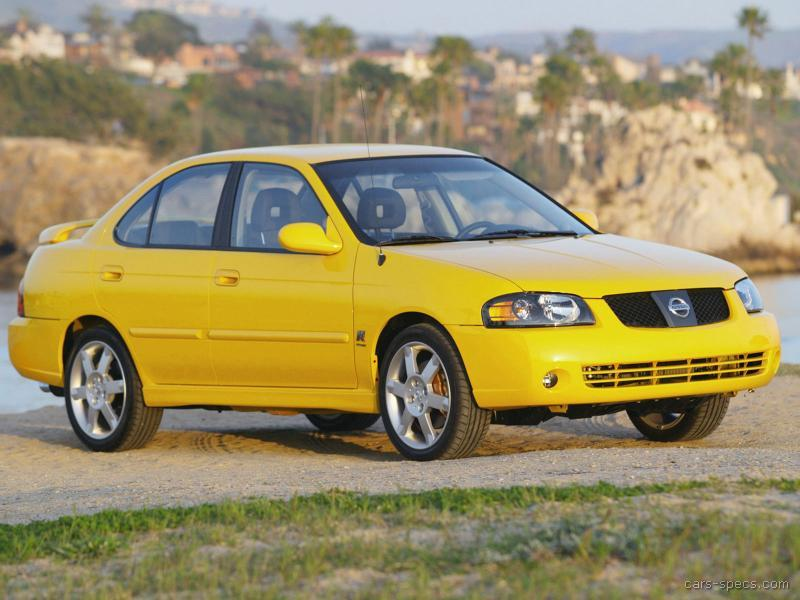 2002 nissan sentra se r spec v specifications pictures prices. Black Bedroom Furniture Sets. Home Design Ideas