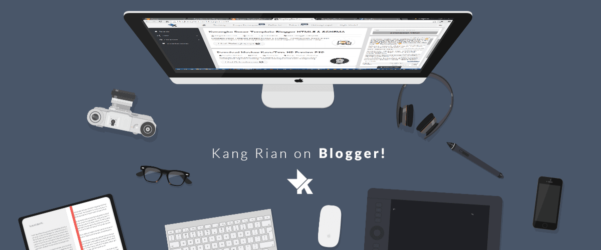 Kang Rian on Blogger