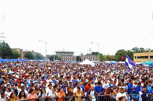 Día del Salvadoreño en Estados Unidos