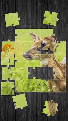 Baby Animals Jigsaw Puzzles - screenshot