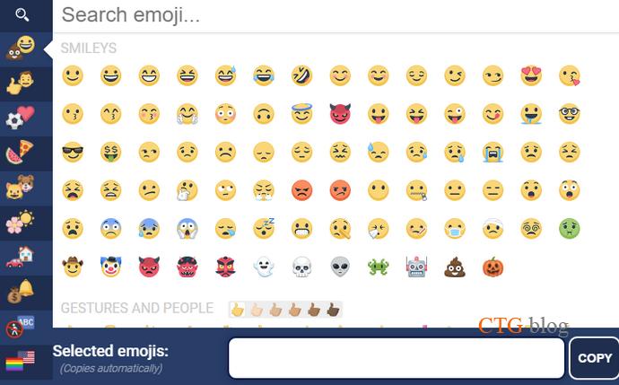 Tổng hợp tất cả các biểu tượng Icon Facebook mới nhất