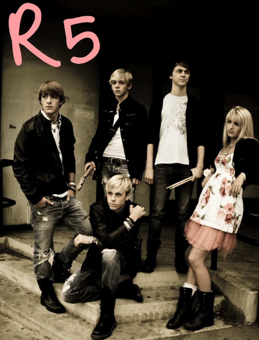 R5 members dating