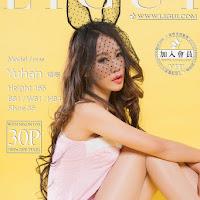 LiGui 2015.05.20 网络丽人 Model 语寒 [30+1P] cover.jpg