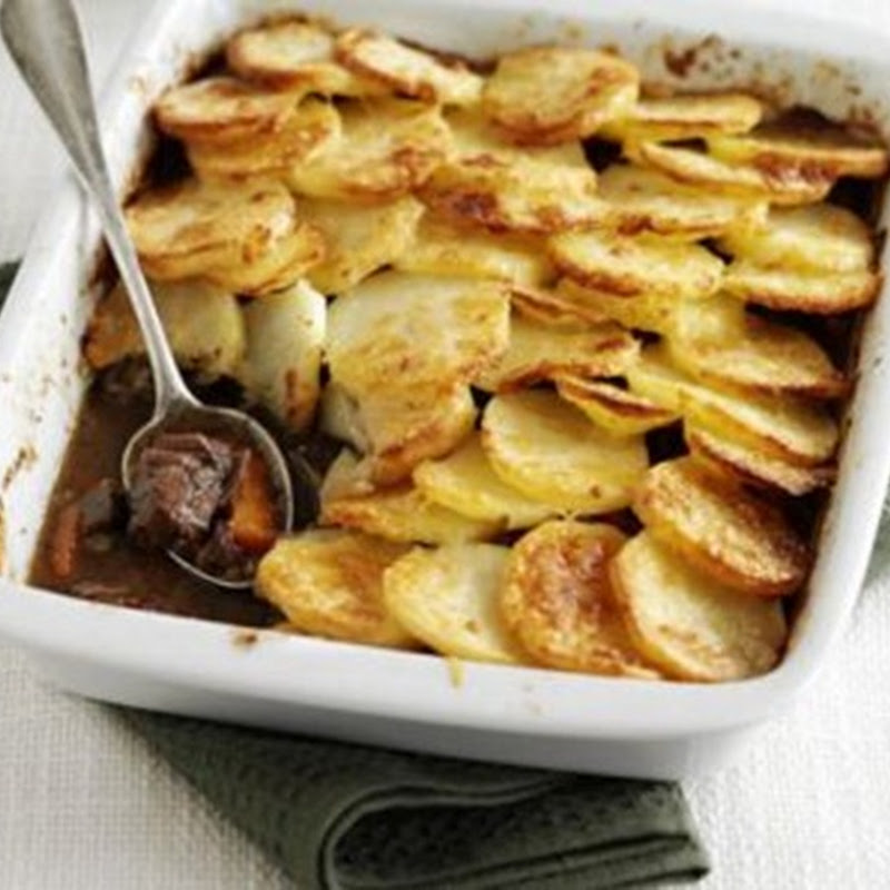 Italian Christmas Recipes: Cottage pie.