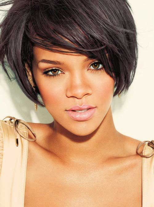 best rihanna bob haircuts for 2016 - Real Hair Cut