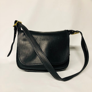 Coach Classic Crossbody Saddle Bag