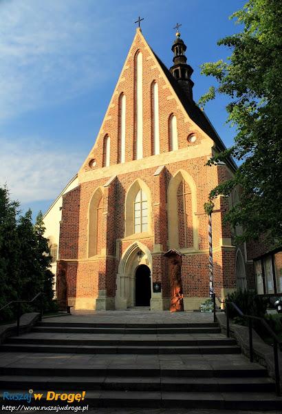 Szydłów - kościół pw. Św. Władysława