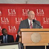 UACCH-Texarkana Creation Ceremony & Steel Signing - DSC_0202.JPG