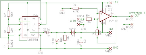 sweep inverter schematic