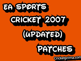 EA Sports Cricket 2007 Patches