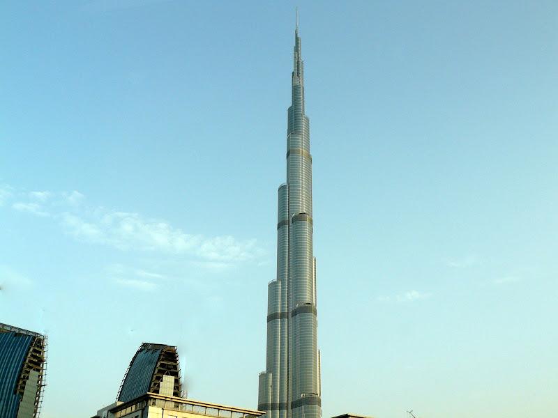 Burj Khalifa e Fontana Luminosa