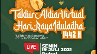 Menag: Mari Meriahkan Malam Iduladha dalam Takbir Akbar Virtual
