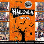 Halloween Celebration by Pre-Primary Section (2018-19), Witty World, Goregaon East
